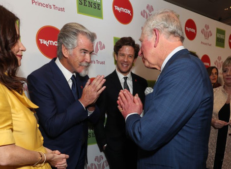 Prince's Trust and TK Maxx & Homesense Awards 2020