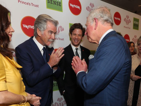 Prince's Trust and TK Maxx & Homesense Awards 2020