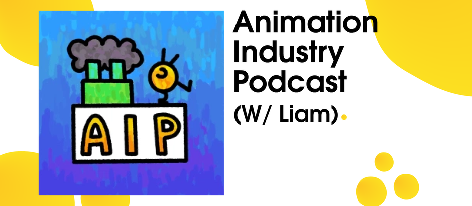 Animation Industry Podcast x Cut the Mustard