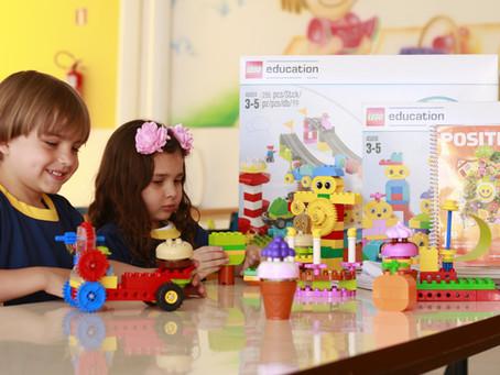 Por que LEGO é um dos melhores brinquedos para crianças?