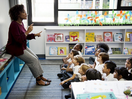 Número de matrículas da Educação infantil registra aumento de 12,6% nos últimos cinco anos
