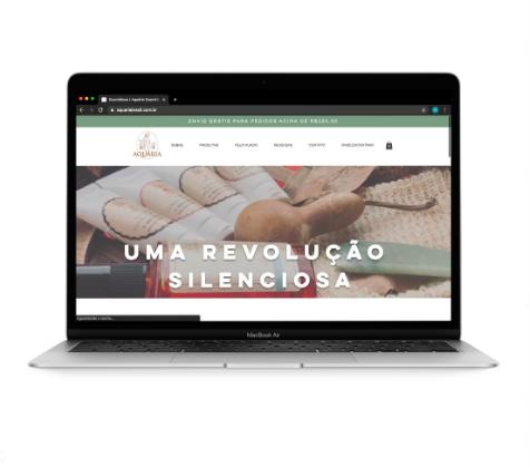 Aquaria Brasil (Web Site)