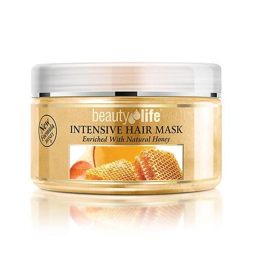 Αναζωογονητική μάσκα με Μέλι 250 ml