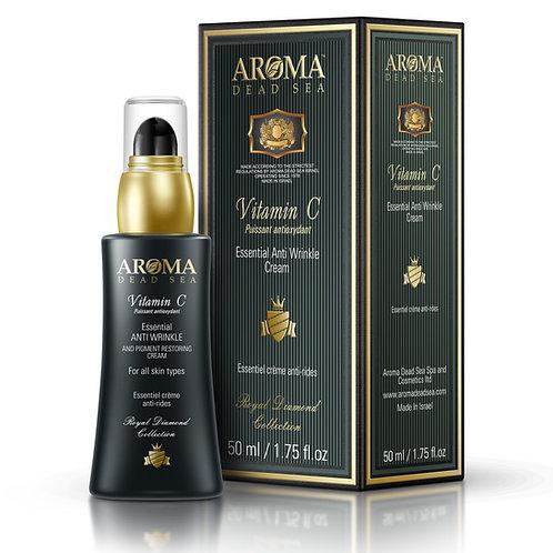 Essential Anti Wrinkle Pigment Restoring Cream