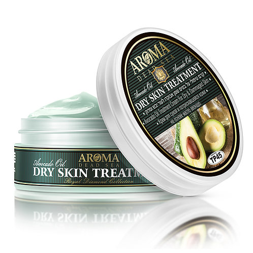 Avocado Oil Dry Skin Treatment
