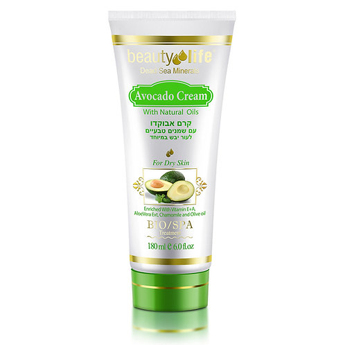Avocado cream 180 ml