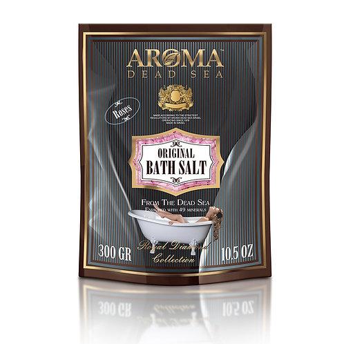 Aroma Bath Salt Roses 300 gr