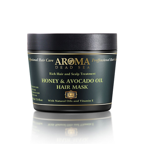 Honey & Avocado Oil Hair Mask 500 ml PM59