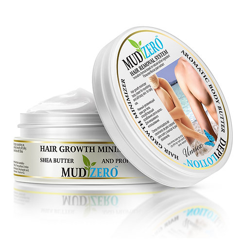 MudZero Hair Growth Minimizer Depilotion