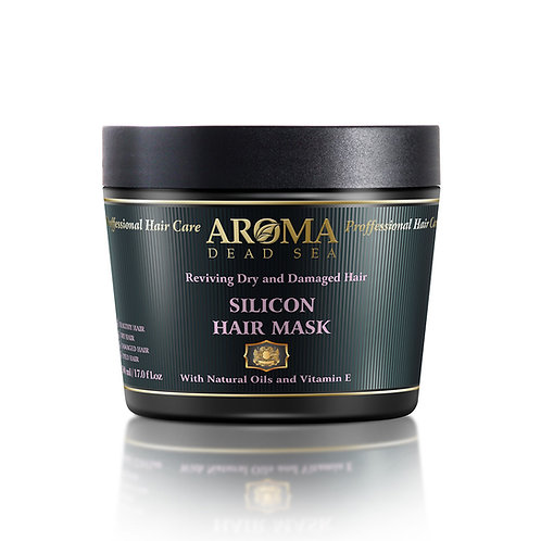Silicon hair mask for dry and damaged hair 500 ml PM57