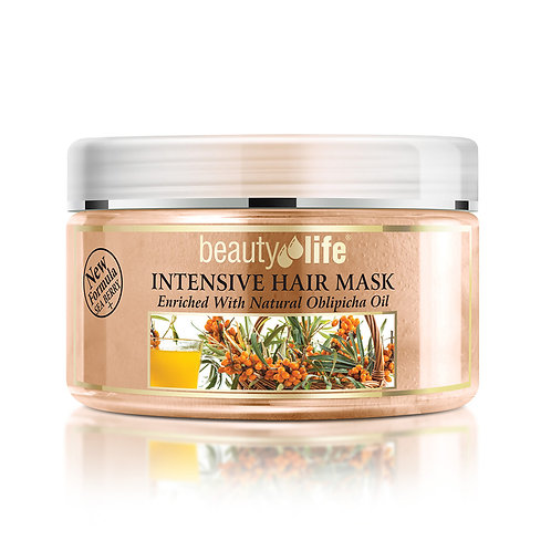 Intensive Hair Mask With natural Oblipi Oil 250 ml