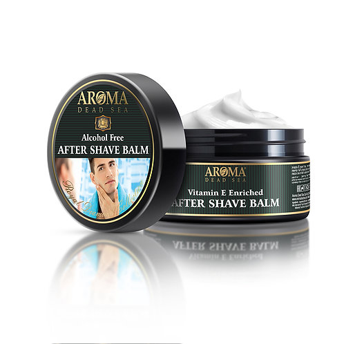 AfterShave Balm Enriched With Vitamin E