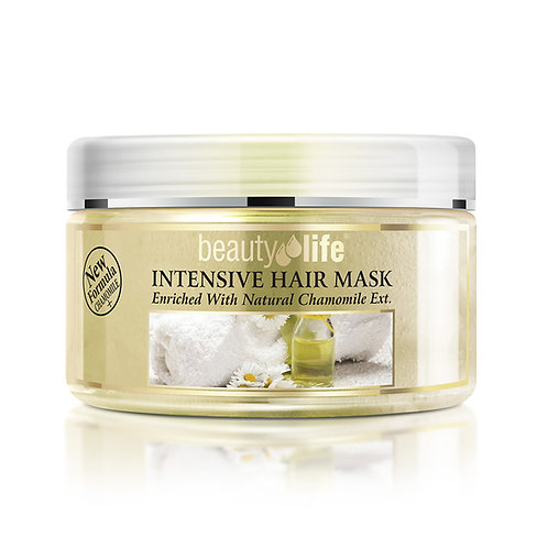 Intensive Hair Mask Chamomile 250 ml