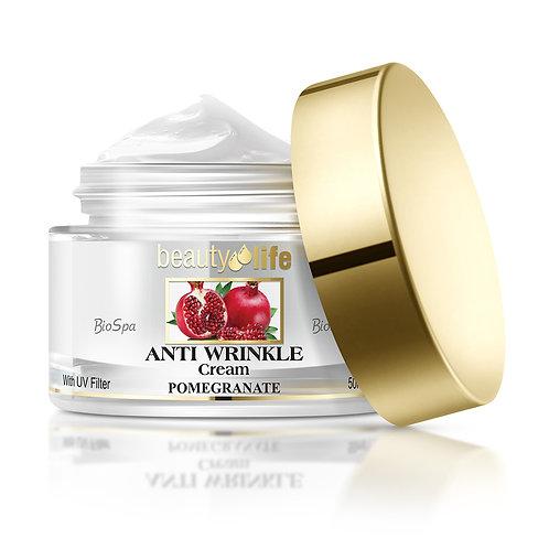 Αντιρυτιδική κρέμα για όλους τους τύπους δέρματος 50 ml