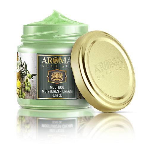 Multi-Use Moisturizer Olive Oil 100 ml