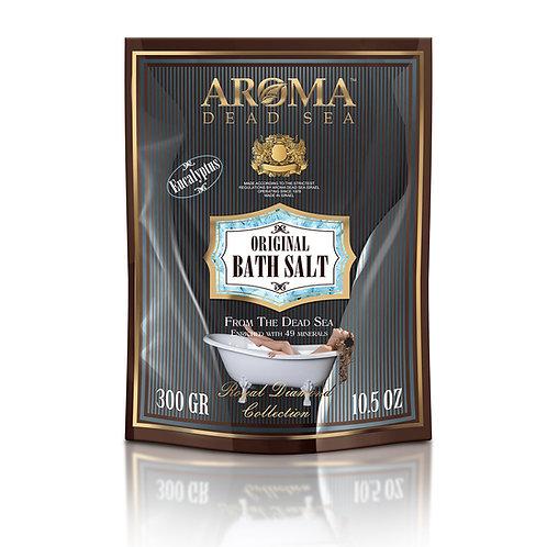 Aroma Bath Salt Eucalyptus 300 gr