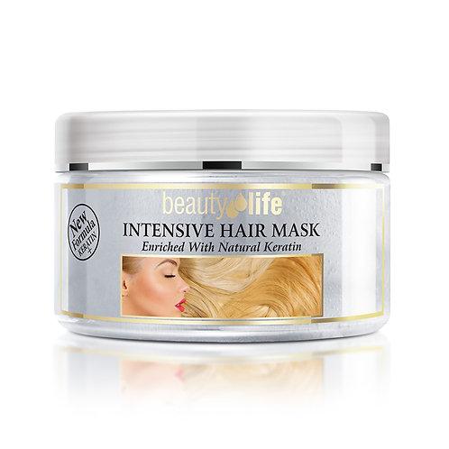 Μάσκα μαλλιών με κερατίνη 250 ml