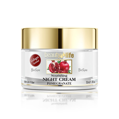 Pomegranate Nourishing Night Cream