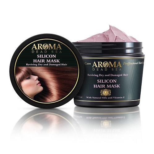 Μάσκα μαλλιών με σιλικόνη για κατεστραμμένα και ταλαιπωρημένα μαλλιά 500 ml