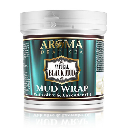 Dead Sea Mud Wrap 570 gr