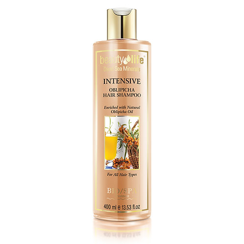 Intensive Shampoo With Natural Oblipicha Oil ( Seaberry )