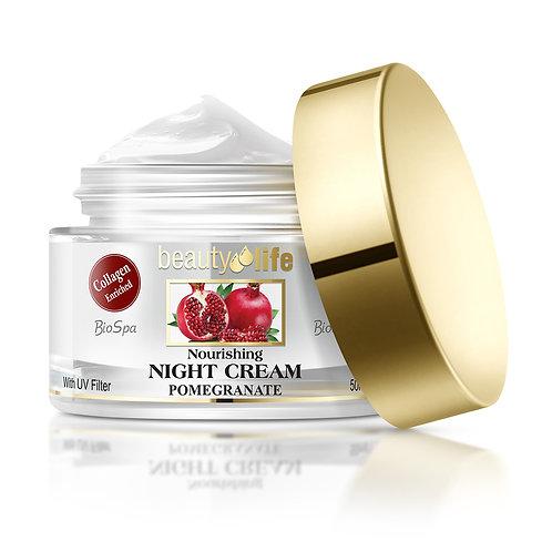 Pomegranate Nourishing Night Cream
