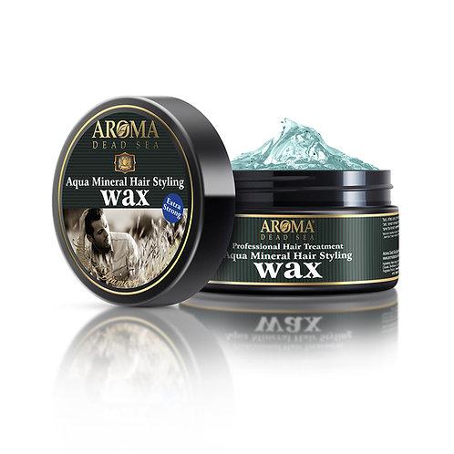Extra Strong Aqua Mineral Jojoba Hair Wax 100 ml