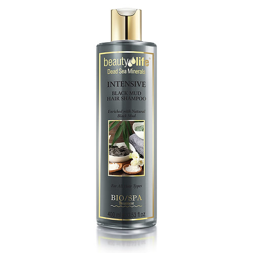 Intensive Shampoo With Natural Black Mud