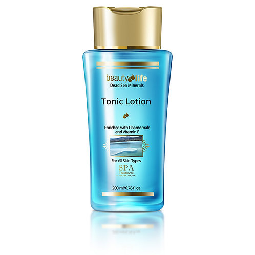 Tonic Lotion for all skin types