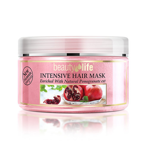 Intensive Hair Mask With Pomegranate ext 250 ml