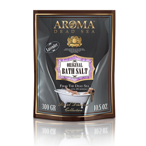 Aroma Bath Salt Lavender 300 gr