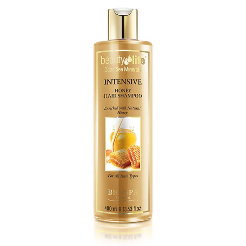 Intensive Shampoo With Natural Honey