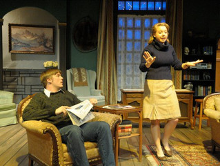 "Flashback Friday--""The Mousetrap"""