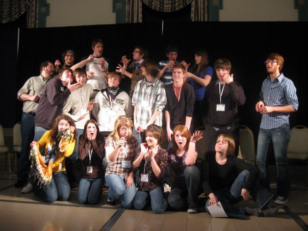 2009 All-State Improv and Improv Mafia