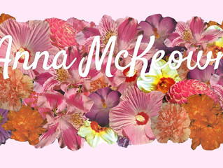 People Who Inspire Me--Anna McKeown