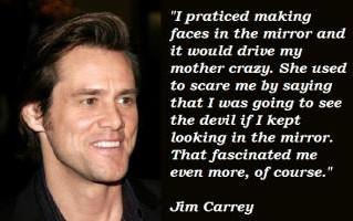 Monday Muses--Jim Carrey