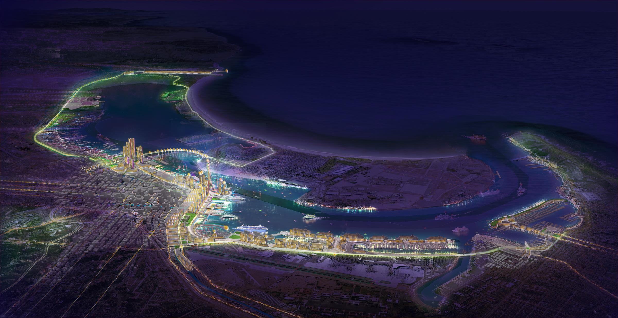 Bay Overview Shot nighttime-development framework00.jpg
