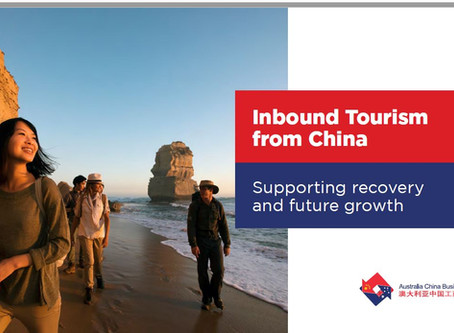 ACBC inbound tourism from China report