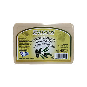 natural white soap