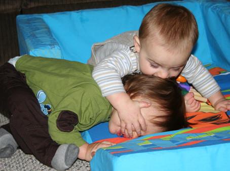 Όταν τα παιδιά δαγκώνουν! Συμβουλές για να το αντιμετωπίσουμε.