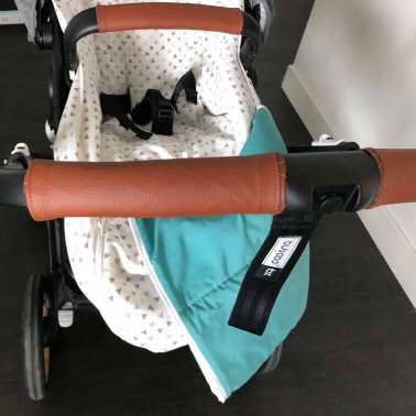 Bugaboo Fox handle and bumper set
