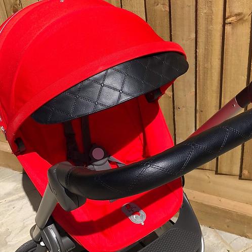 Scoot/Crusi sibling seat visor