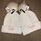 Thumbnail: White fur Pom Pom hat