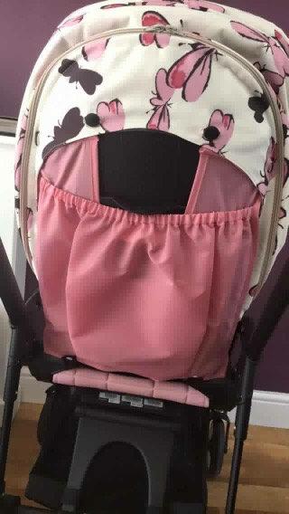 Coloured Raincover Storage Bag