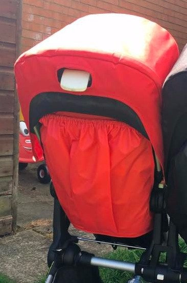 Bugaboo Coloured Raincover bag