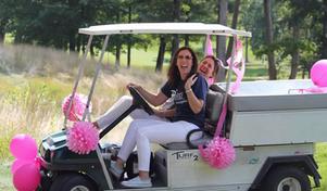 Fun at the GE Golf Classic