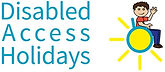 disabled access holidays logo
