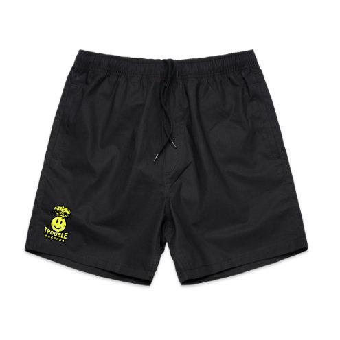 PVC-Patch Active Shorts