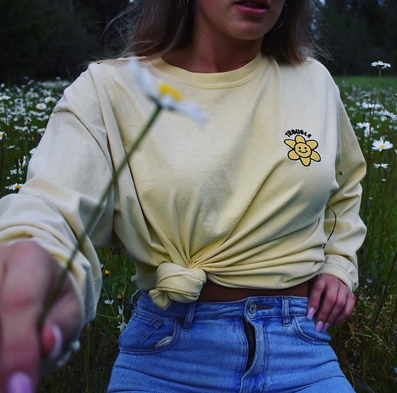 Flower Power Long Sleeve