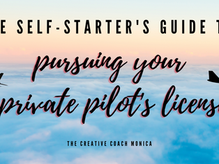 The Self-Starter's Guide to Pursuing a Private Pilot License